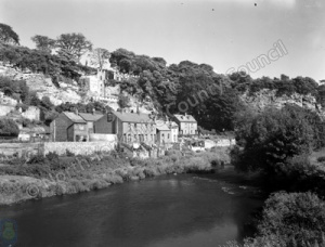 Knaresborough, The Crag and River Nidd